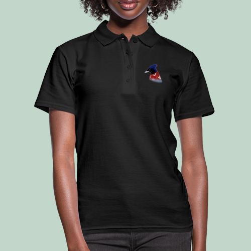 Surfer bird - Women's Polo Shirt