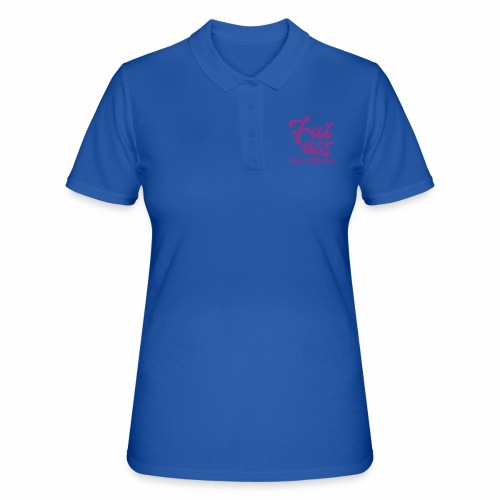 fatasspurple - Women's Polo Shirt