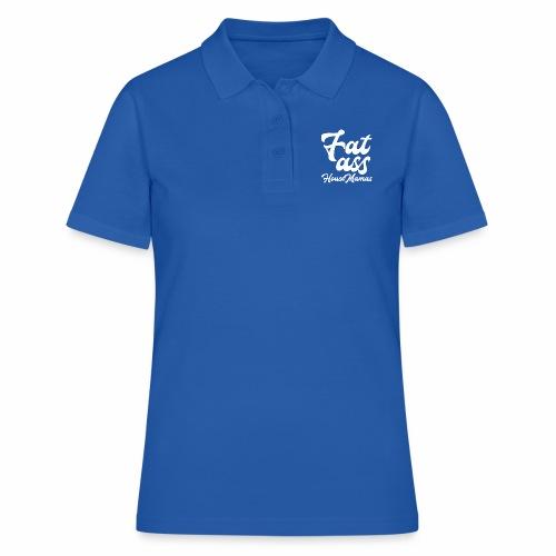 fatasswhite - Women's Polo Shirt