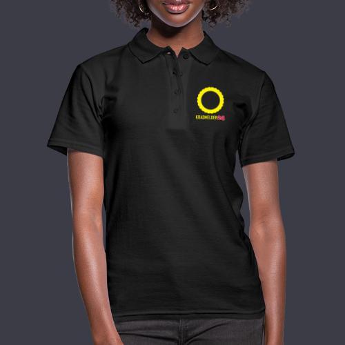 Kradmelder24 mit Reifen - Frauen Polo Shirt