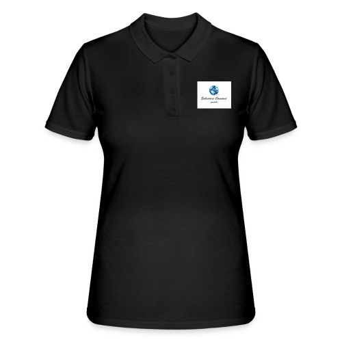 logo youtube - Women's Polo Shirt