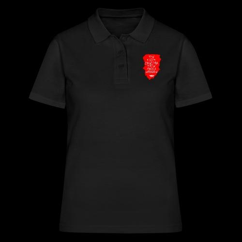 Krwisty kubek - Women's Polo Shirt