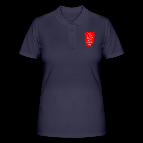Krwisty kubek - Women's Polo Shirt