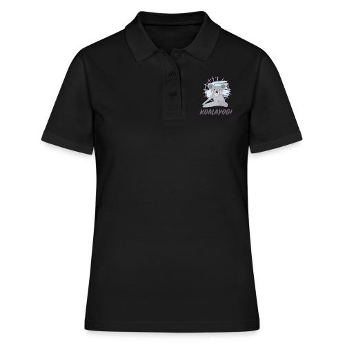Koalayogi - Poloskjorte for kvinner