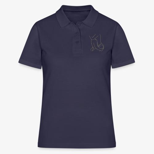 Don t hurt me - Women's Polo Shirt