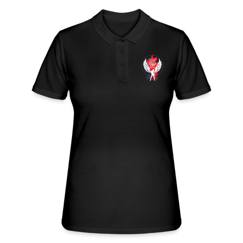 Kabes Guardian Angel T-Shirt - Women's Polo Shirt