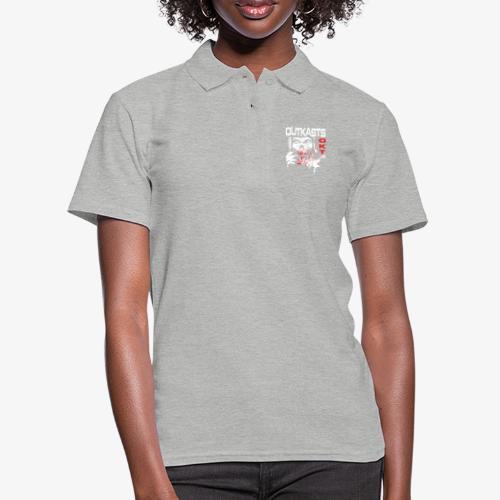 Outkasts Scum OKT Front - Women's Polo Shirt