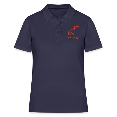mwt avec nom - Frauen Polo Shirt
