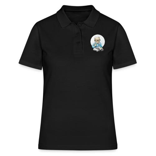 Naughty Boy, carographic - Frauen Polo Shirt