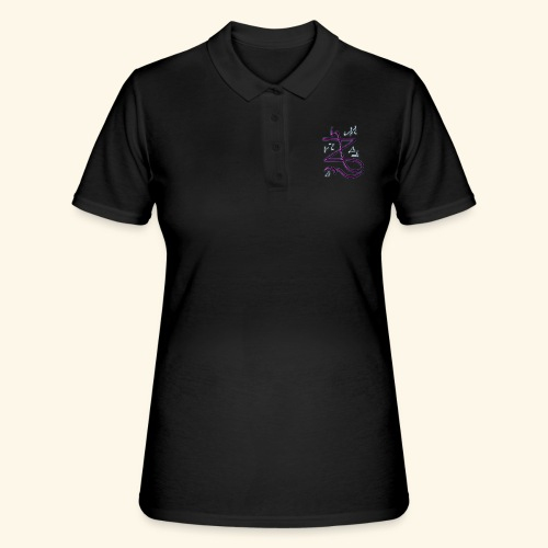 Zeniel solo - Frauen Polo Shirt