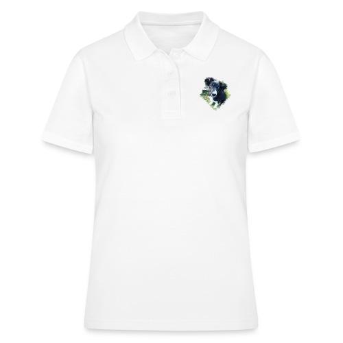 colliegermanshepherdpup - Women's Polo Shirt