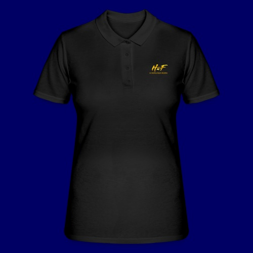 h f gold2 - Women's Polo Shirt