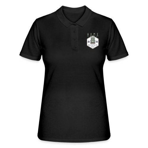 Home Is Where My Backpack Is - Frauen Polo Shirt