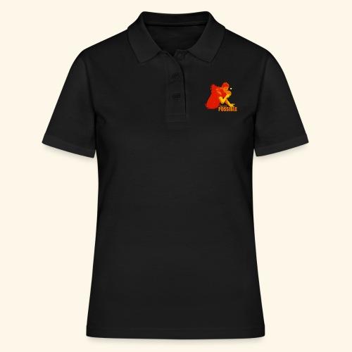 Machen Sie es möglich, spielen Sie Ping Pong - Frauen Polo Shirt