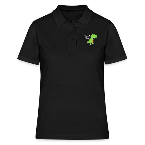 Tequila sour - dinosaur - Women's Polo Shirt