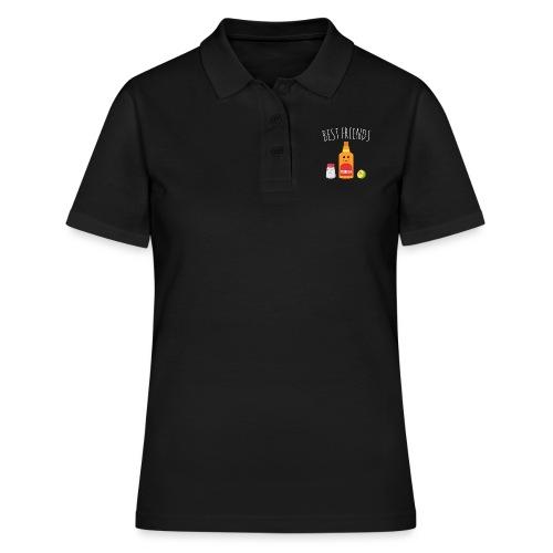 Best Friends - Tequila - Women's Polo Shirt