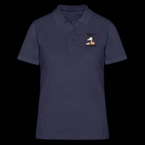 Dog - Frauen Polo Shirt
