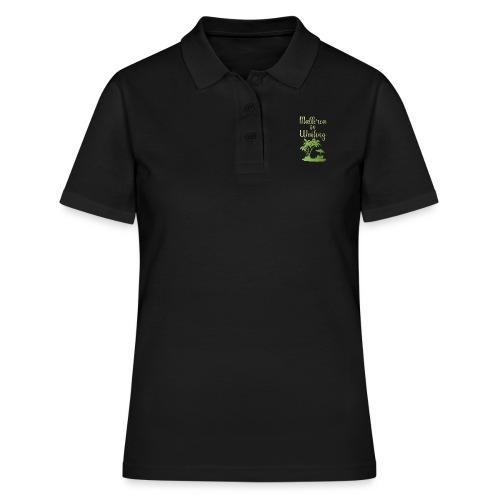 Mallorca - für echte Mallorca-Fans - Frauen Polo Shirt