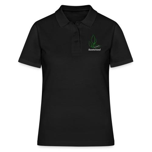 Sustained Sweatshirt Navy - Poloshirt dame