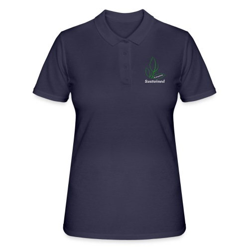 Sustained Sweatshirt Navy - Women's Polo Shirt