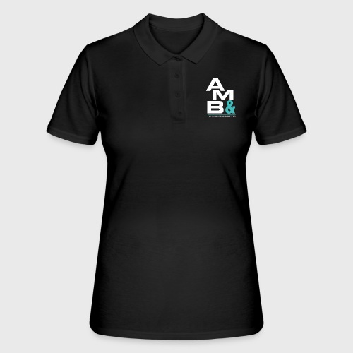 ALWAYS MORE & BETTER - Camiseta polo mujer