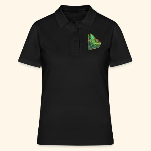Chamäleon - Frauen Polo Shirt
