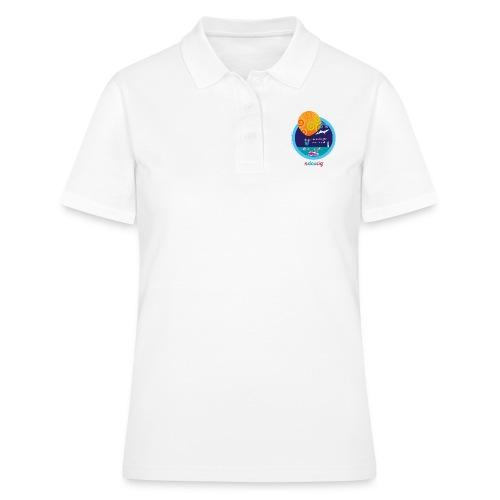DOUSIG balade en ballon en Bretagne - Women's Polo Shirt