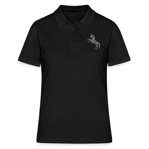 unicorn - Frauen Polo Shirt