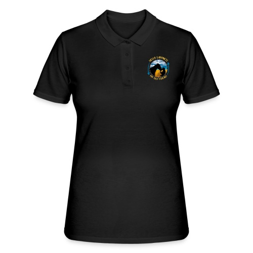 Hello Darkness My Old Friend - Women's Polo Shirt