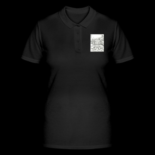 abstrack - Women's Polo Shirt