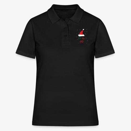 hohoho - Women's Polo Shirt