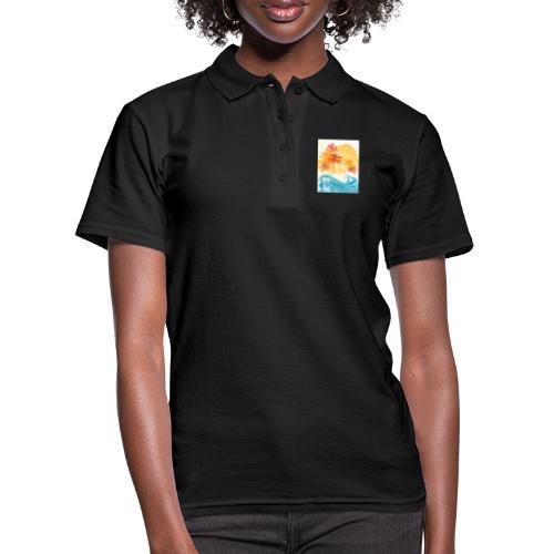 Palm Beach - Women's Polo Shirt