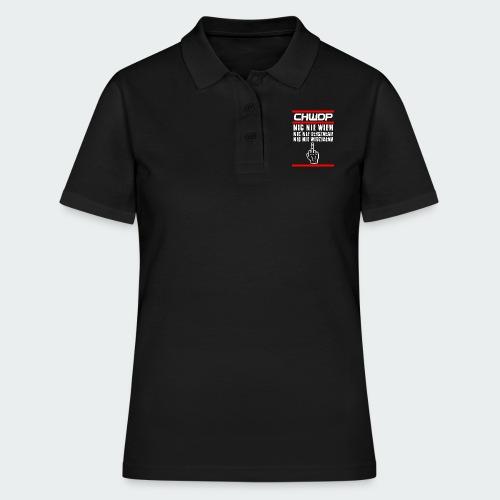 Tank top damski Premium CHWDP - Women's Polo Shirt