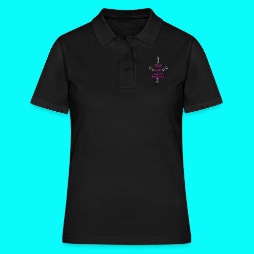 A BIG FAT LOLLIPOP - Women's Polo Shirt