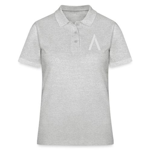 A-hvid - Poloshirt dame
