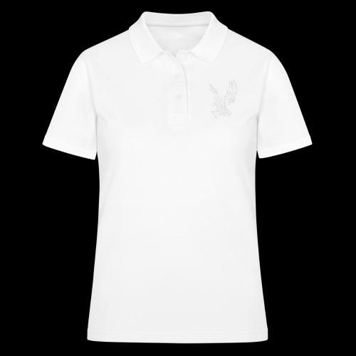 Circuit eagle White - Women's Polo Shirt