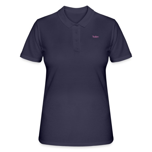 Noire - Women's Polo Shirt