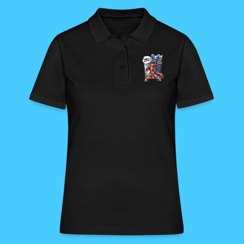 StarFlint Flint Flanagan - Women's Polo Shirt