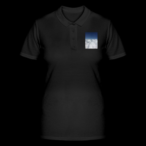 clouds - Women's Polo Shirt