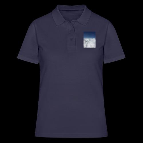 clouds - Women's Polo Shirt