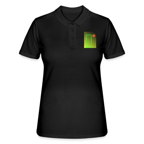Abstrakt - Frauen Polo Shirt