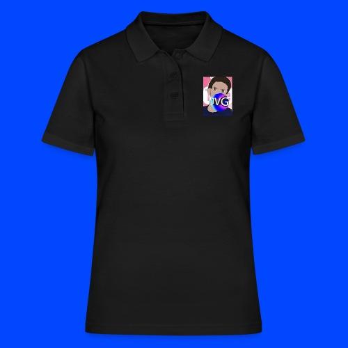 logo pic official jordzvg tops - Women's Polo Shirt