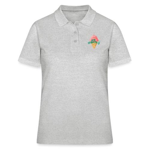 helado - Camiseta polo mujer