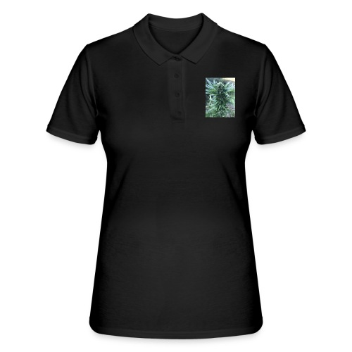 Bud Cannabis - Frauen Polo Shirt