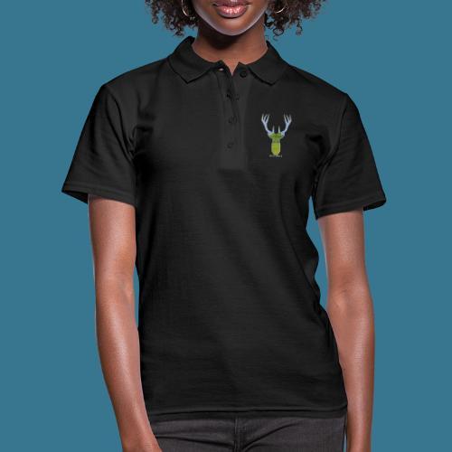 Von der Natur gemacht. - Frauen Polo Shirt