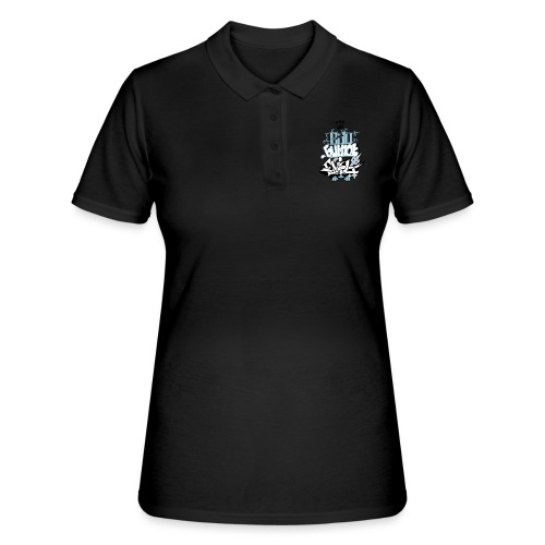 Bad but not evil - Women's Polo Shirt