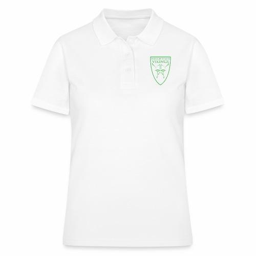Enlightened Vikings (Org) - Poloskjorte for kvinner