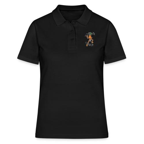 KarateKarotteTexte - Polo Femme