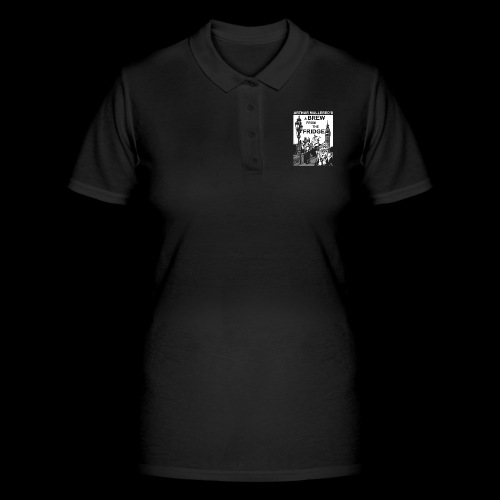 A Brew from the Fridge v1 - Women's Polo Shirt