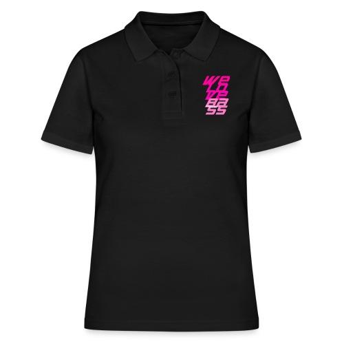 welovebass009 - Frauen Polo Shirt